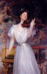 Portrait of Lady Speyer