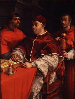 Portrait of Leo X