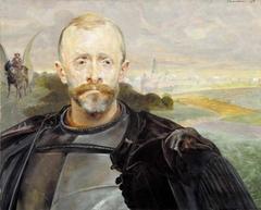 Portrait of Leon Piniński