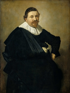 Portrait of Lucas de Clercq