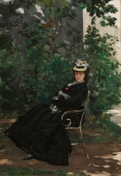 Portrait of Madame Alice Hoschede