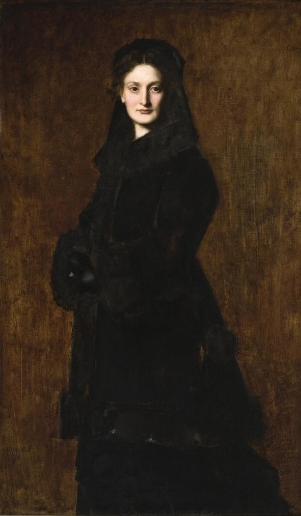 Portrait of Madame Paul Duchesne-Fournet