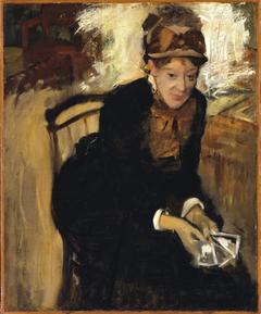 Portrait of Mary Cassatt