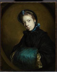 Portrait of Miss Mary Pelham
