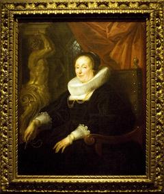 Portrait of Mrs. Johan Wierts