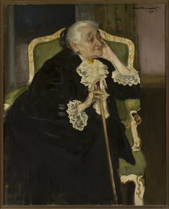Portrait of Mrs. Makowska