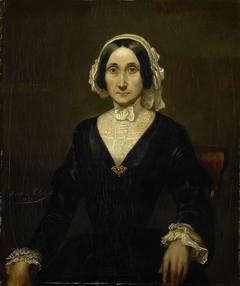 Portrait of Mrs. W.J.S. van Alphen, Baroness van Reede van Oudtshoorn