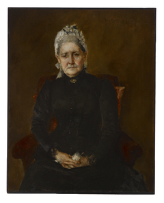 Portrait of My Mother (Sarah Swaim Chase)
