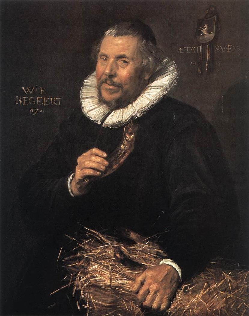 Portrait of Pieter van der Morsch