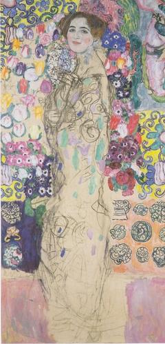 Portrait of Ria Munch III