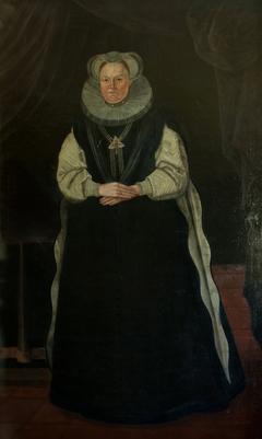 Portrait of Sophia of Holstein-Gottorp