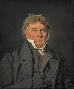 Portrait of the Artist´s Father, Master Baker Peter Berendt Købke