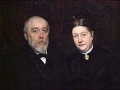 Portrait of the Artist's Parents