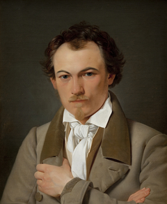 Portrait of the Scene Painter Troels Lund