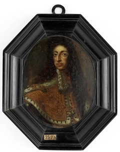 Portrait of William III, Prince of Orange and King of England after 1689