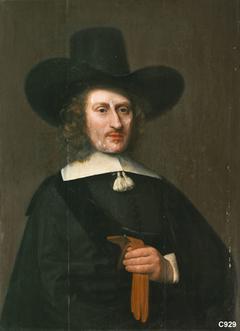 Portret van een man van de familie Merens