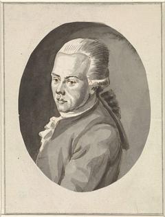 Portret van Jean Grandjean