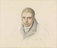 Portret van Johannes Henricus Breckenheimer