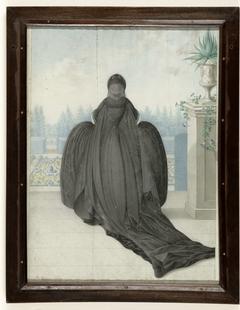 Portret van Keizerin Maria Theresia van Oostenrijk