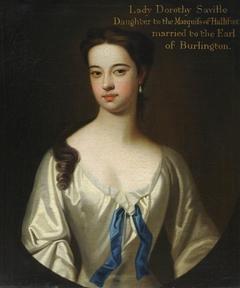 Possibly Lady Dorothy Savile, Countess of Burlington and Countess of Cork (1699-1758)
