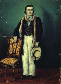 Retrato do Barão do Rio Branco, 1862