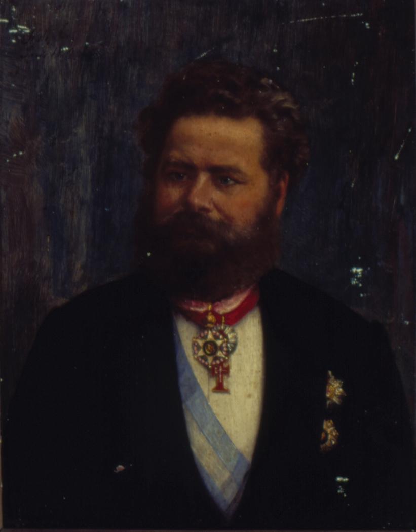 Retrato do Conselheiro Francisco de Paula Mayrink