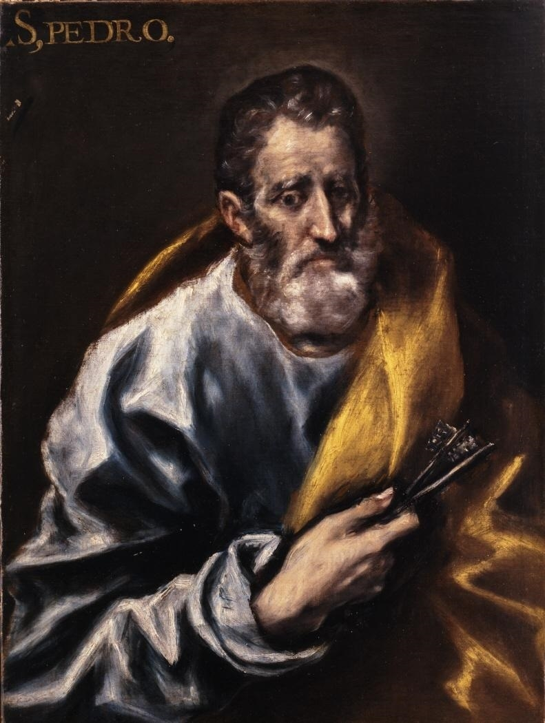 Saint Peter (Oviedo)