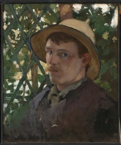 Self-Portrait at Montigny