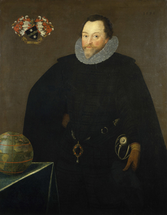 Sir Francis Drake, 1540-96