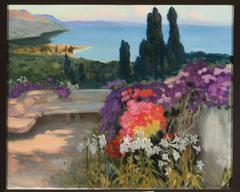Southern landscape – Taormina