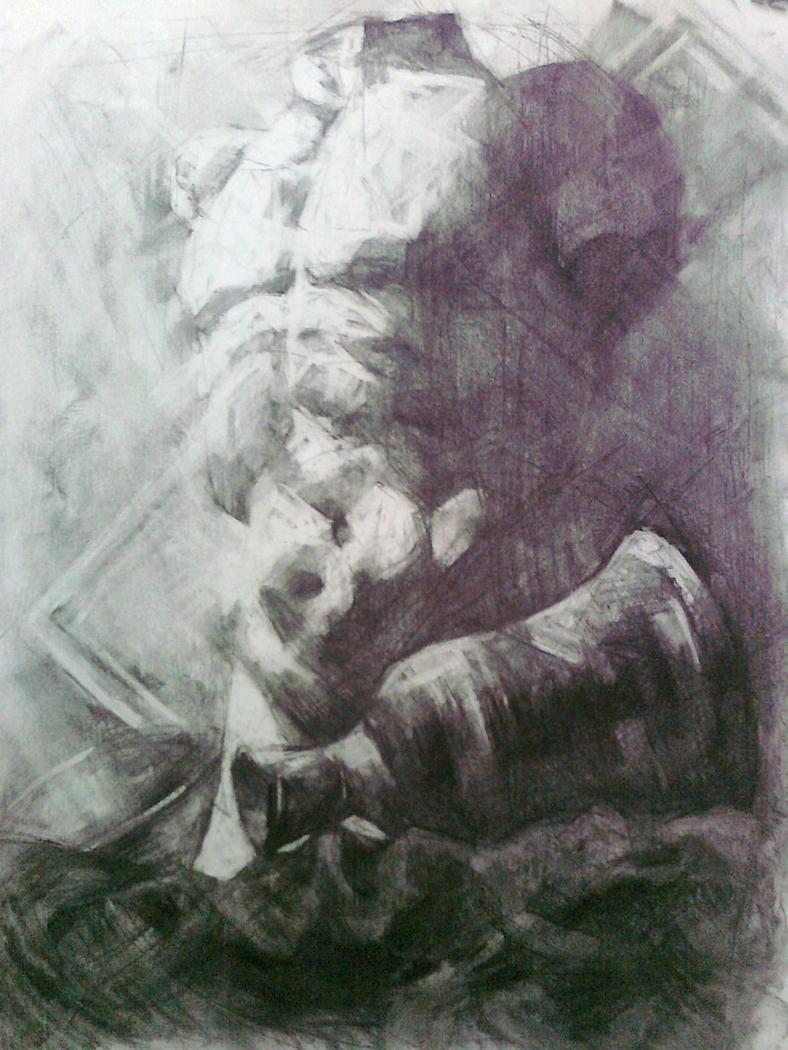 Statue torse