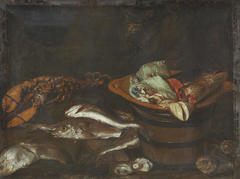 Still life. fishes