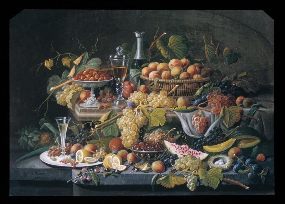 Still Life: Fruit