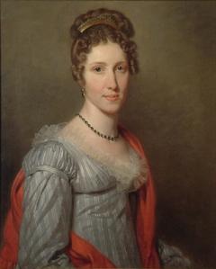 Suzanna Cornelia Veeckens (1787-1871), vrouw van de Amsterdamse koopman Isaac Tra Kranen (1790-1865)