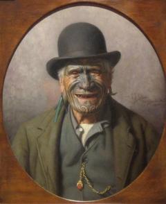 Te Aho by Goldie 1905