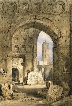 Temple of Peace, Roman Forum