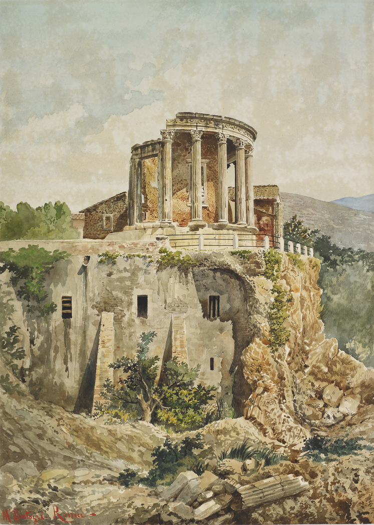 Temple of Vesta at Tivoli