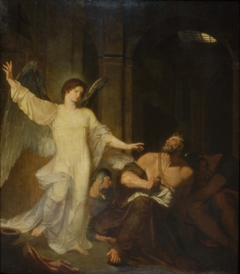 The Angel Releasing St. Peter from Prison