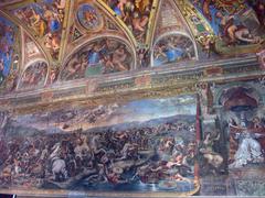The Battle of the Milvian Bridge