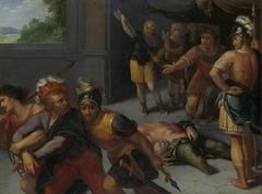 The Beheading of Claudius Paulus and the Capture of Julius Civilis