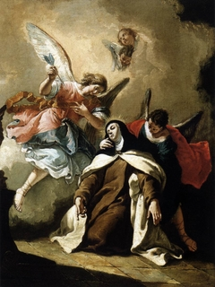 The Ecstasy of Saint Theresa