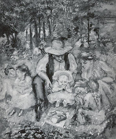 The Family of Claude Terrasse