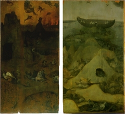 The Flood and Hell