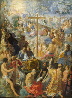 The Frankfurt Altarpiece of the Exaltation of the True Cross