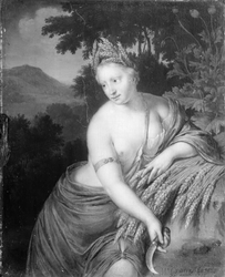 The Goddess Ceres