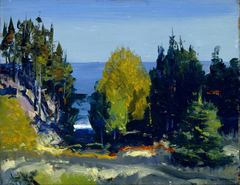 The Grove — Monhegan