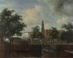 The Haarlem Lock, Amsterdam