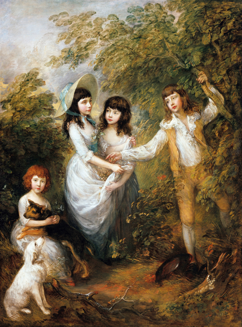 The Marsham Children