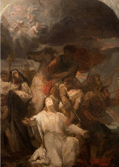 The Martyrdom of Saint Sulpicius