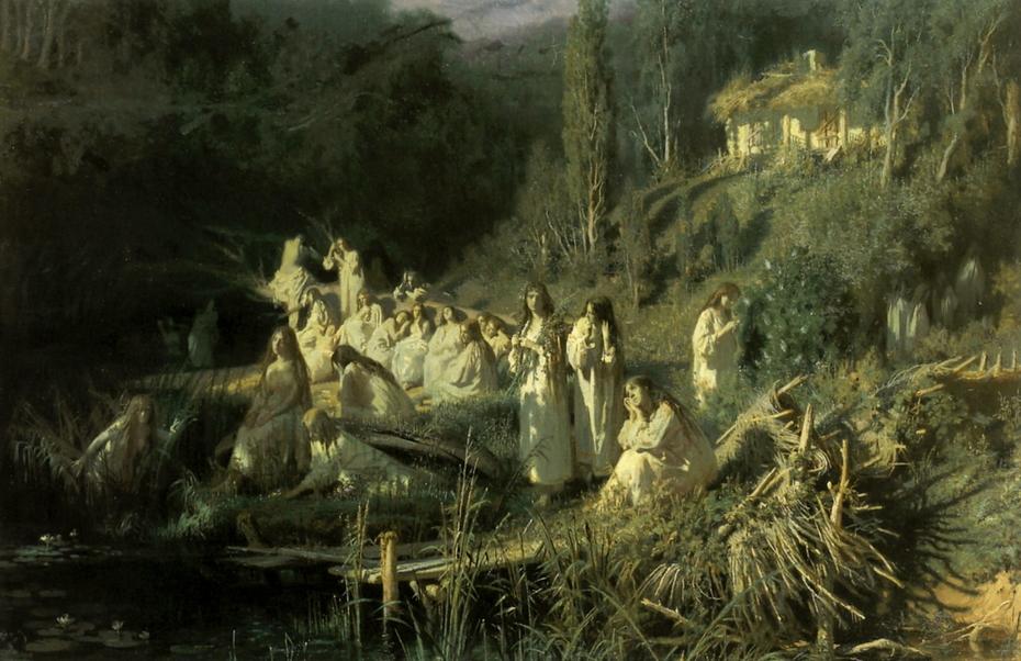 The Mermaids